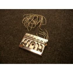SCHALLER S-475 Mostek piezzo do gitary elektrycznej