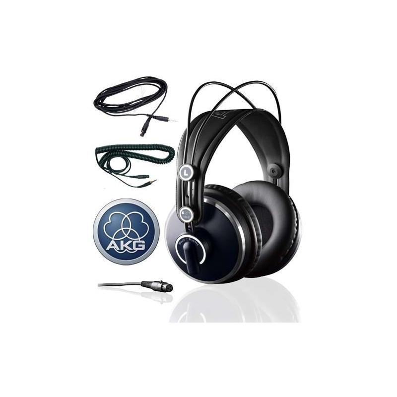 AKG K 271 MKII słuchawki profesjonalne studyjne zamknięte