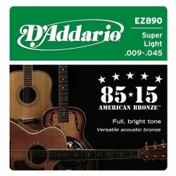 D'ADDARIO EZ-890 struny do...