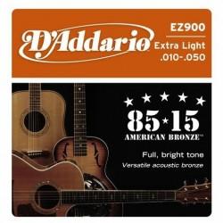 D'ADDARIO EZ-900 acoustic...