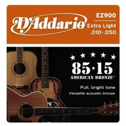 D'ADDARIO EZ-900 struny do...