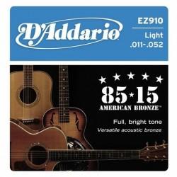 D'ADDARIO EZ-910 acoustic...
