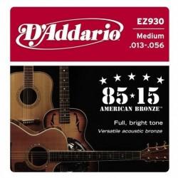 D'ADDARIO EZ-930 acoustic...