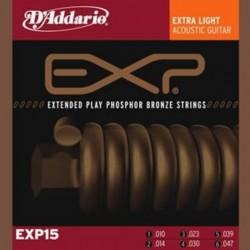 D'ADDARIO EXP-15 acoustic...