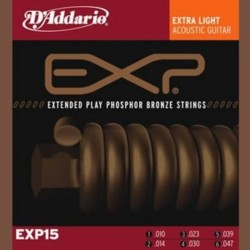 EXP-15 D'ADDARIO struny do...