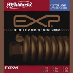 EXP-26 D'ADDARIO struny do...