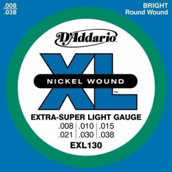D'ADDARIO EXL-130 struny do...