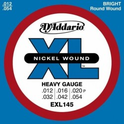 D'ADDARIO EXL-145 struny do...
