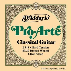 D'ADDARIO EJ-48 classical...