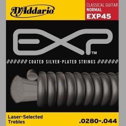 D'ADDARIO EXP-45 struny do gitary klasycznej