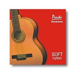 PRESTO SOFT NYLON struny do...
