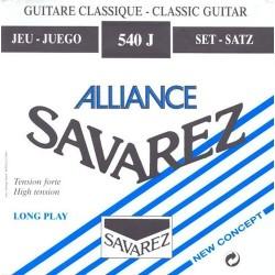 SAVAREZ 540 J struny do gitary klasycznej