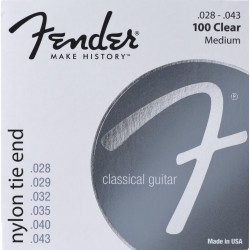 Fender 100 classical guitar...