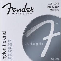 Fender 100 classical guitar...