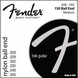 Fender 130 classical guitar...