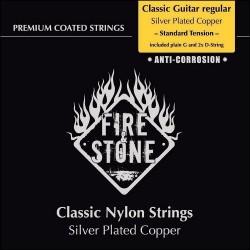 FIRE & STONE struny do gitary klasycznej