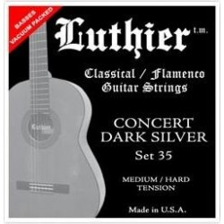 LUTHIER 35 classical guitar...
