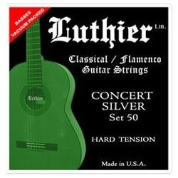 LUTHIER 50 classical guitar...