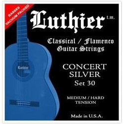 LUTHIER 30 classical guitar...