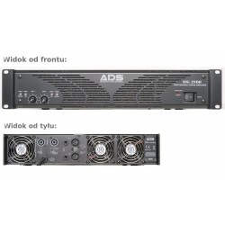 ADS HXI 2500 amplifier