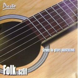 PRESTO FOLK-SZLIF acoustic...
