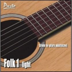 PRESTO FOLK-1 acoustic...