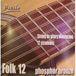 PRESTO FOLK-12 strings for...