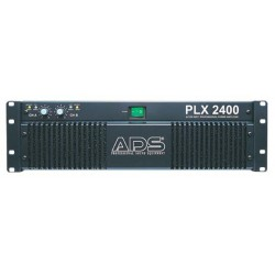 ADS PLX 2400 amplifier