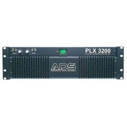 ADS PLX 3200 amplifier