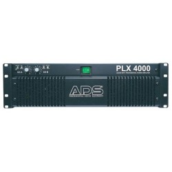 ADS PLX 4000 amplifier