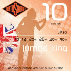 ROTOSOUND JK-10 strings for...