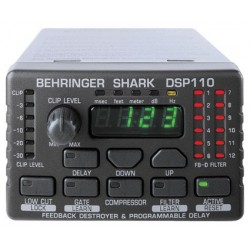 BEHRINGER DSP 110 SHARK procesor mikrofonowy