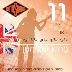 ROTOSOUND JK-11 strings for...