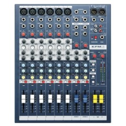 SOUNDCRAFT EPM 6 stage mixer