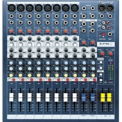 SOUNDCRAFT EPM 8 analog...