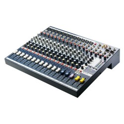 SOUNDCRAFT EFX 12 stage mixer