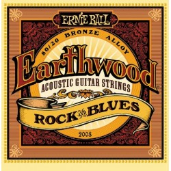 ERNIE BALL 2008 acoustic...