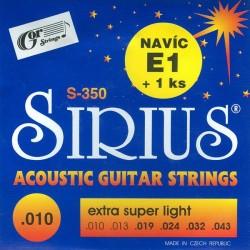 SIRIUS S-350 acoustic...