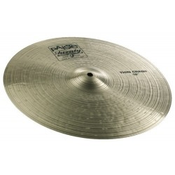 "PAISTE TWENTY 16"" CRASH"