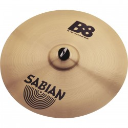 "SABIAN 18"" B8 CRASH RIDE talerz perkusyjny"