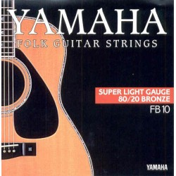 Yamaha FB-10 acoustic...
