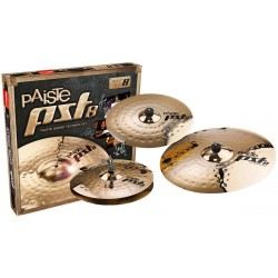 PAISTE PST8 SET 14/16/20 zestaw talerzy