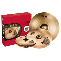 SABIAN B8PRO Performance set 14/16/20