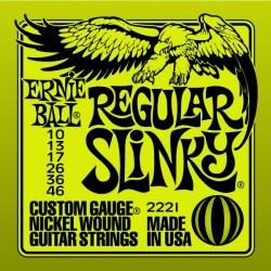 ERNIE BALL 2221 struny do gitary elektrycznej