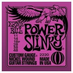 ERNIE BALL 2220 struny do gitary elektrycznej