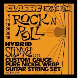 ERNIE BALL 2252 struny do gitary elektrycznej