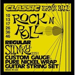 ERNIE BALL 2251 struny do gitary elektrycznej