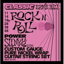 ERNIE BALL 2250 struny do gitary elektrycznej