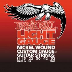 ERNIE BALL 2208 struny do gitary elektrycznej