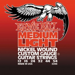 ERNIE BALL 2206 struny do gitary elektrycznej